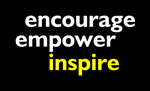 encourage empower inspire